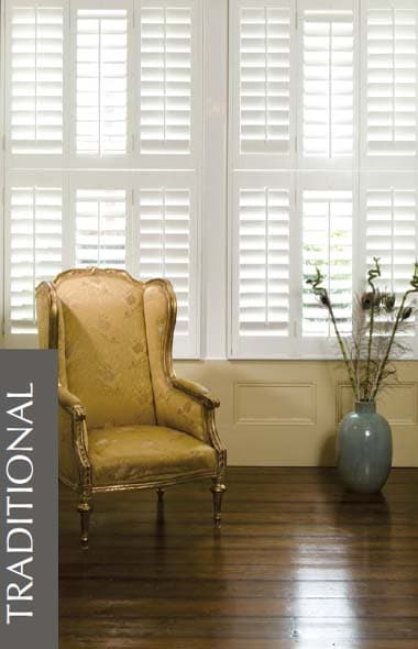shutters-traditional
